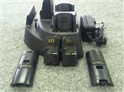 ENERGIZER Video Game Accessory 76-207 CHARGING SYSTEM WII U & WII